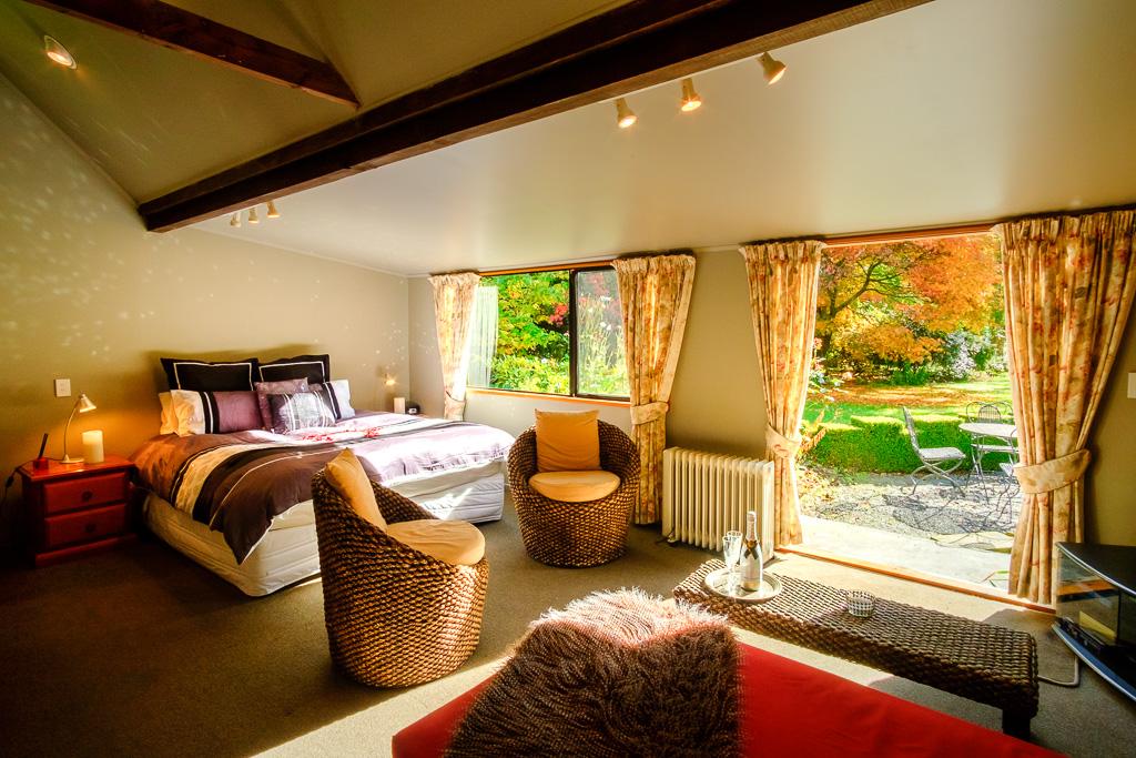 Geraldine offers a range of accommodation