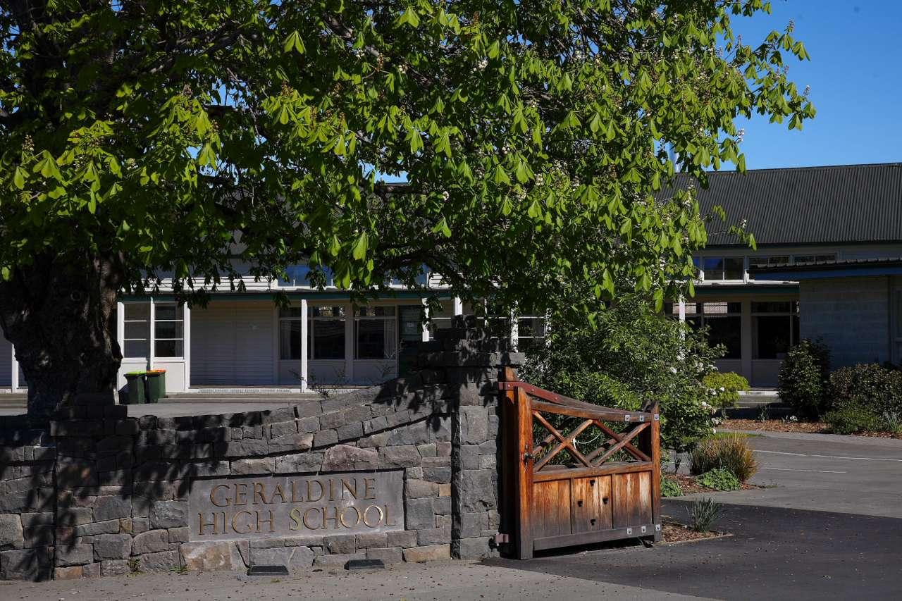 Geraldine High School