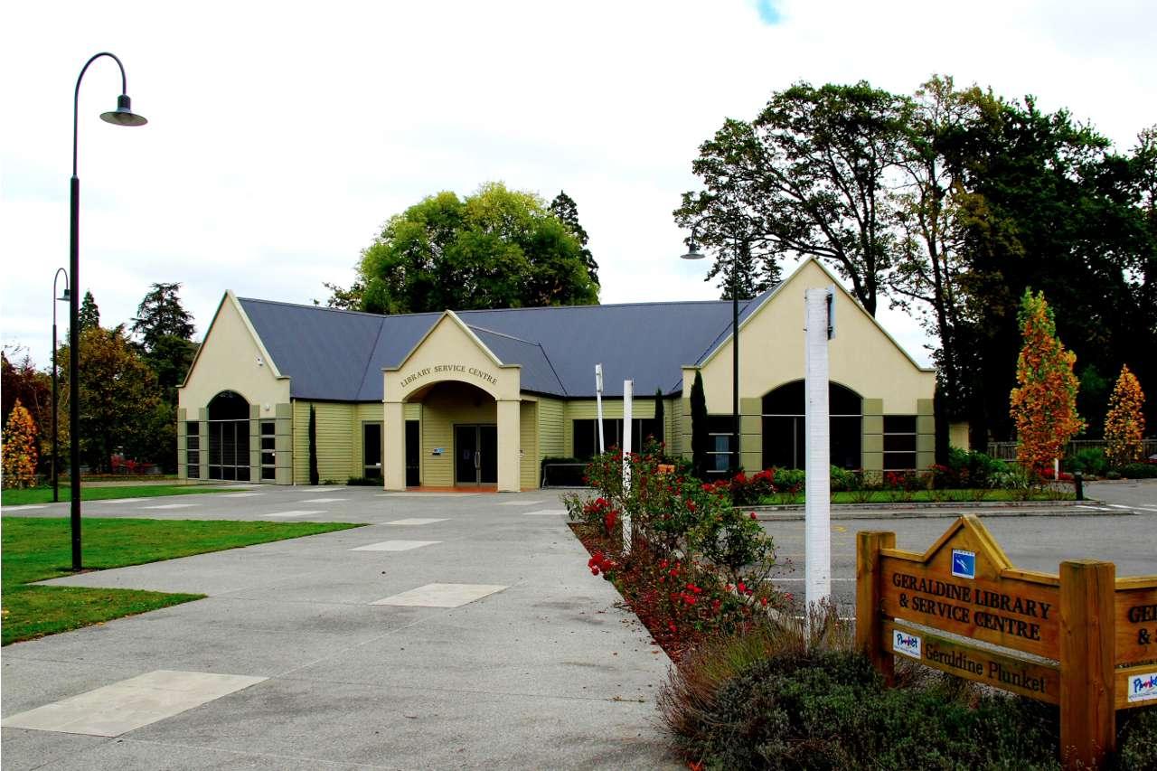 Geraldine Library and Service Centre