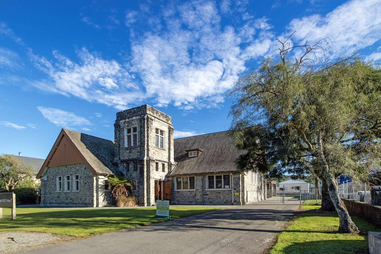 St Andrew's Church, Geraldine