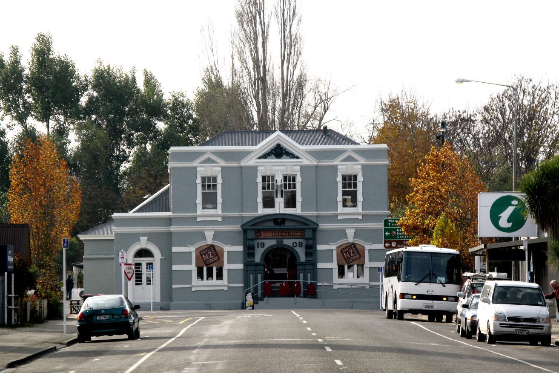 Old Post Office, Geraldine