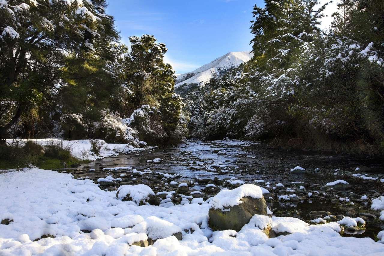 Snowy River, Geraldine