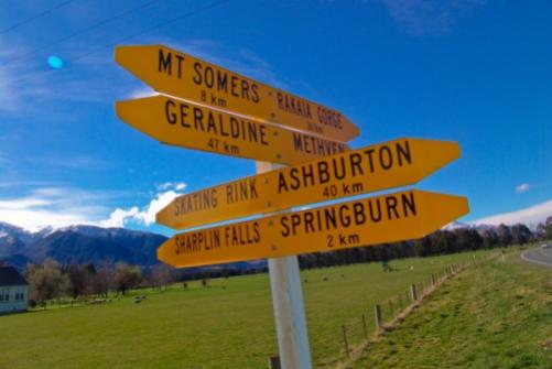 All roads lead to Geraldine