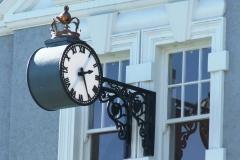 Clock on Old Post Ofice