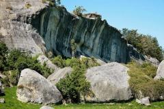 Kakahu Lime Cliffs