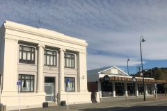 The old ANZ Building, Geraldine