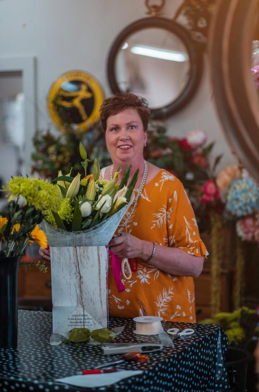 Flowers Inc. Geraldine