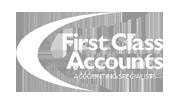 Go Geraldine Sponsor - First Class Accounts