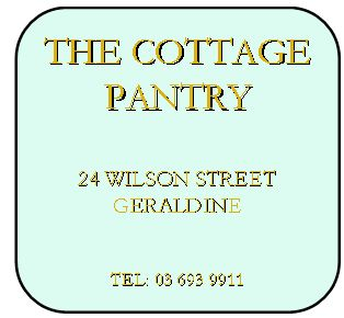 The Cottage Pantry