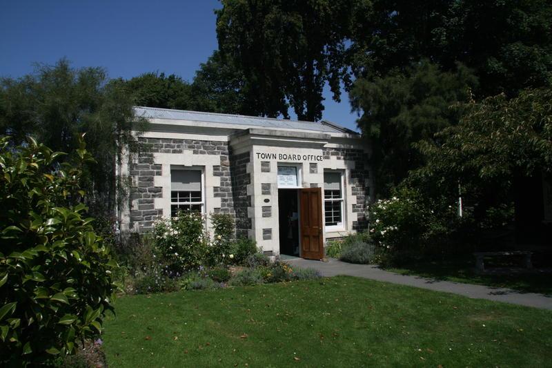 Geraldine Historical Museum