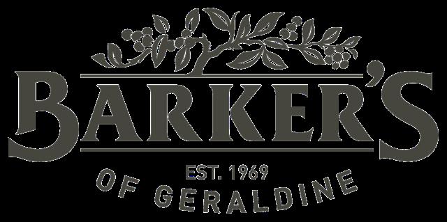 Barkers of Geraldine Logo