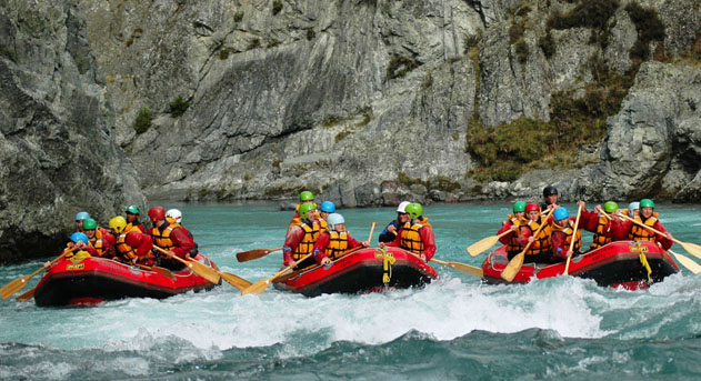 Rangitata Rafts, Geraldine