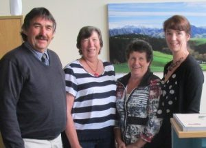 Geraldine Resource Centre Staff